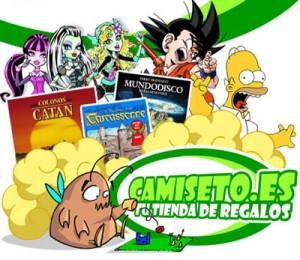 """""""Camiseto.es Regalos Divertidos"""""""