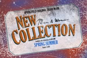"""""""Springfield, Colección Summer 2012 On Line"""""""