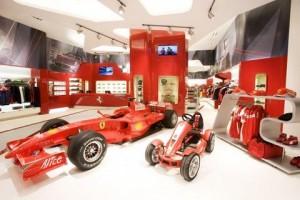 """""""Ferrari Store, ¡Toda una Pasión!"""""""