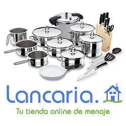 """LANCARIA, Todo en Menaje"""