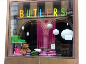 """""""Butlers Regalos, Decoración y Más"""""""