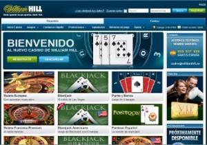 """""""William Hill, Los Mejores Juegos Online"""""""