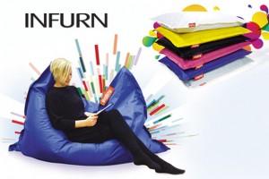 """INFURN, Arte en Mobiliario"""