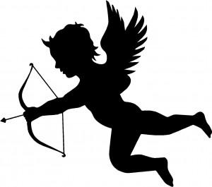 Cupido de San Valentin