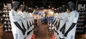 Compra merchandising del Real Madrid en Rakuten