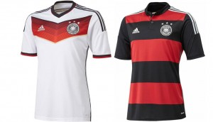 Camiseta Alemania 2014
