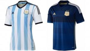 Camiseta Argentina Mundial 2014
