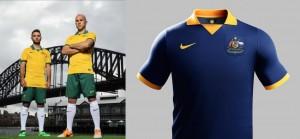 Camiseta Australia 2014