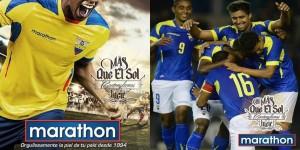 Camiseta Ecuador Mundial 2014
