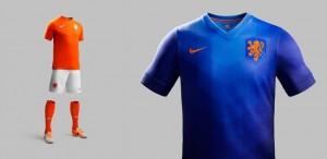 Camiseta Holanda Mundial 2014