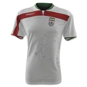 Camiseta Irán Mundial 2014