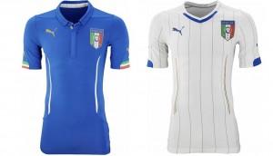 Camiseta Italia 2014