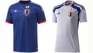 Camiseta Japón Mundial 2014