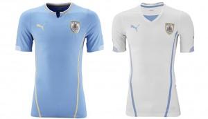 Camiseta Uruguay Mundial