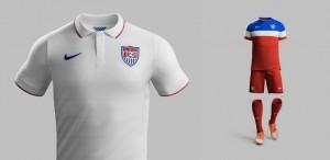 Camiseta EEUU Mundial 2014