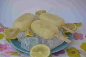 Receta para preparar Polos de Limon