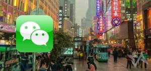 Escandalo con servicio de mensajeria Instantanea WeChat en China