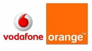 Alianza entre Orange y Vodafone