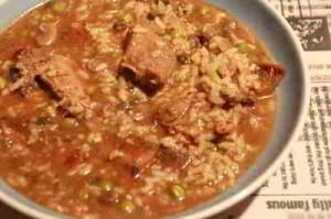 Receta del arroz brut