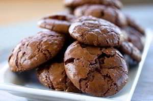 Receta para preparar unas galletas de chocolate