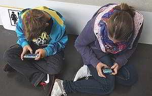 Videojuegos en smartphones o consolas