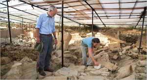 Yacimiento Arqueologico en Nueva York