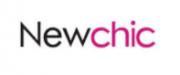 Cupones descuento Newchic